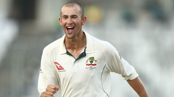 Article image for Agar added to Aussie squad for final Ashes Test