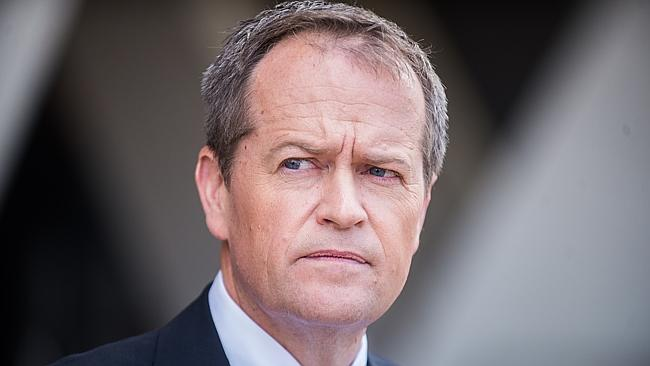 Reports Bill Shorten is at 'war' with Big Business