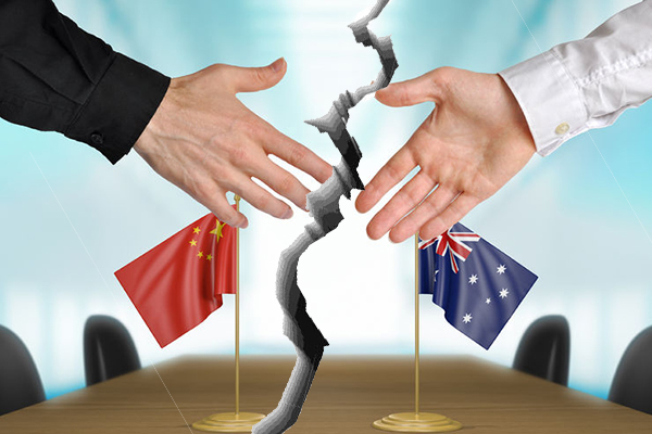 Australia-China relations in 'a difficult situation'