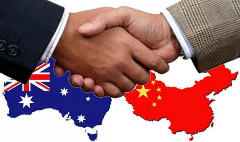 china and australia differences