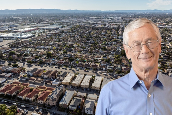 Article image for Dick Smith: Prime Minister has to show leadership on population growth