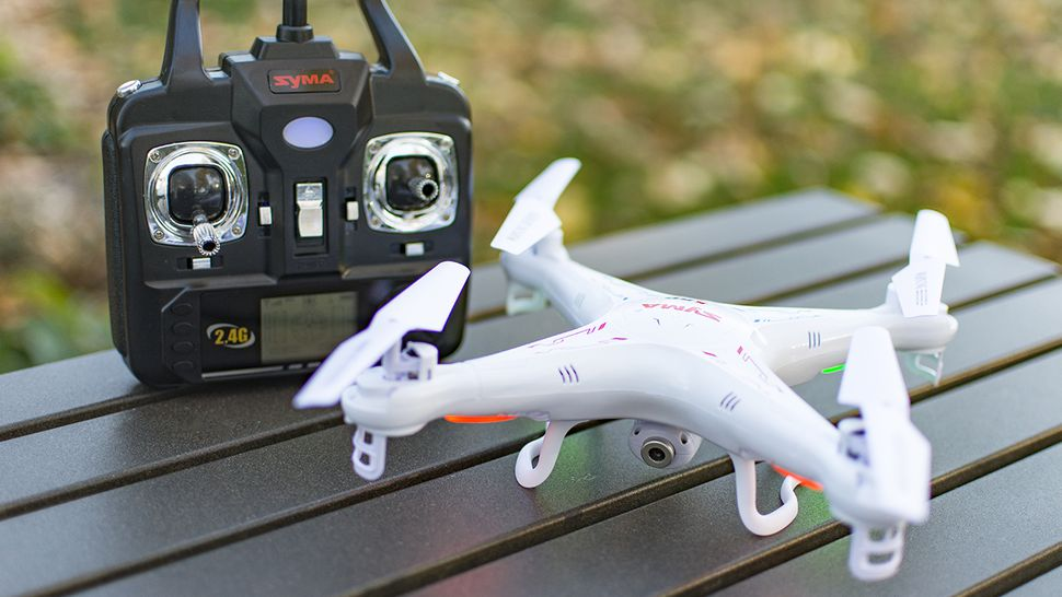 Safety concerns droning on