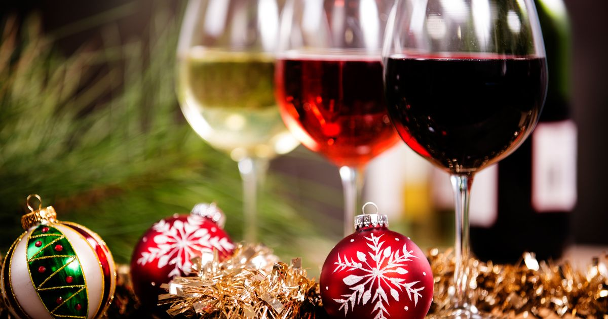 What to drink this festive season