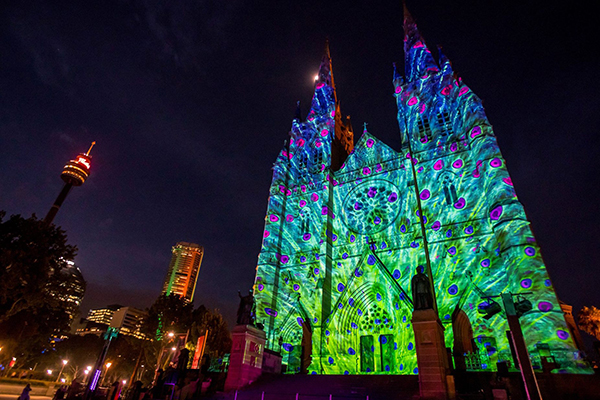 Article image for Sydney's best Christmas lights launch tonight