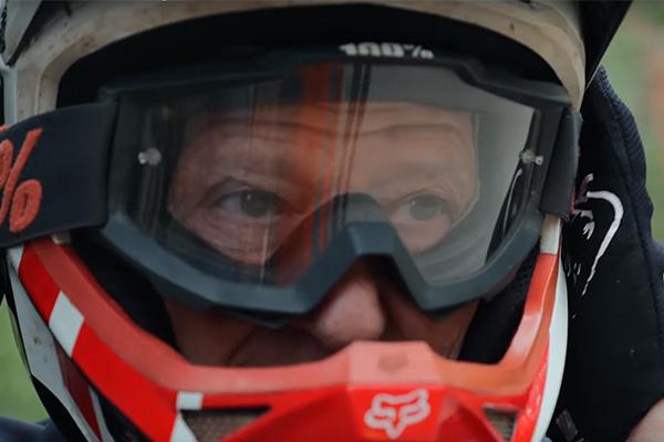 WATCH | Philip Ruddock is an adrenaline junkie