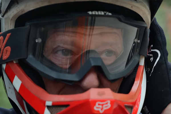 Article image for WATCH | Philip Ruddock is an adrenaline junkie