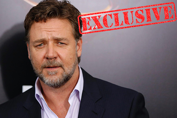 EXCLUSIVE: Russell Crowe Statement