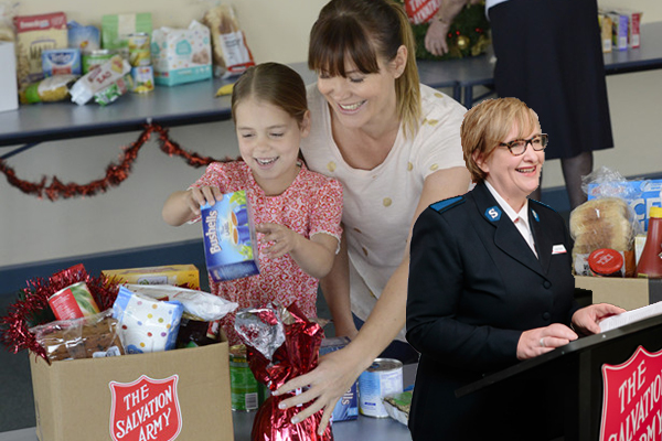 Salvation Army warns life 'really isn't getting better' for Australians