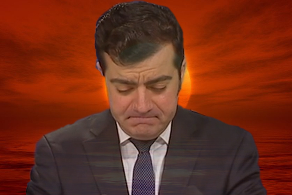 Mark Latham: Sun has set on Sam Dastyari's career