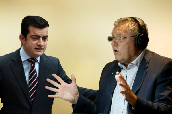 Article image for The advice Ray Hadley gave to Sam Dastyari