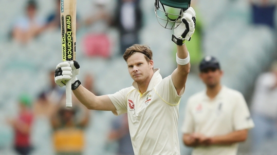 Article image for Smith century denies England in Melbourne