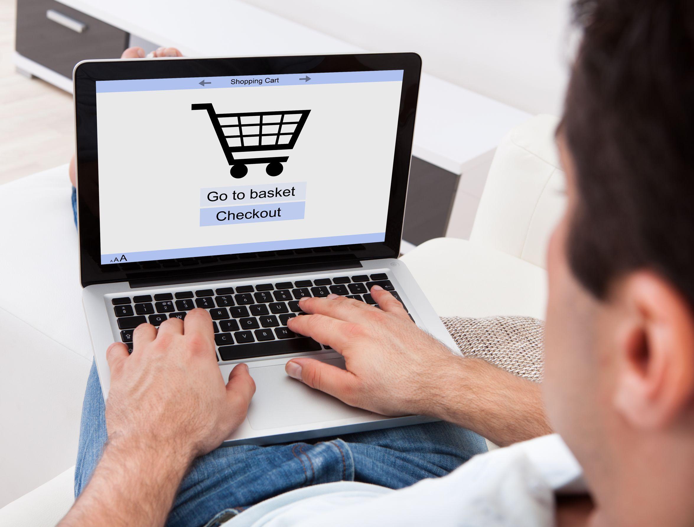 Self gratification of online deliveries