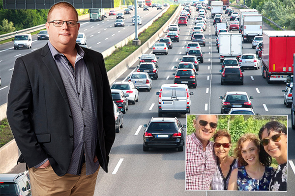Article image for Roads Minister comes under fire after failing to respond to road toll crisis