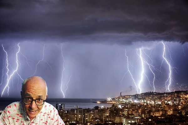 Dr Karl explains what not to do in a thunderstorm