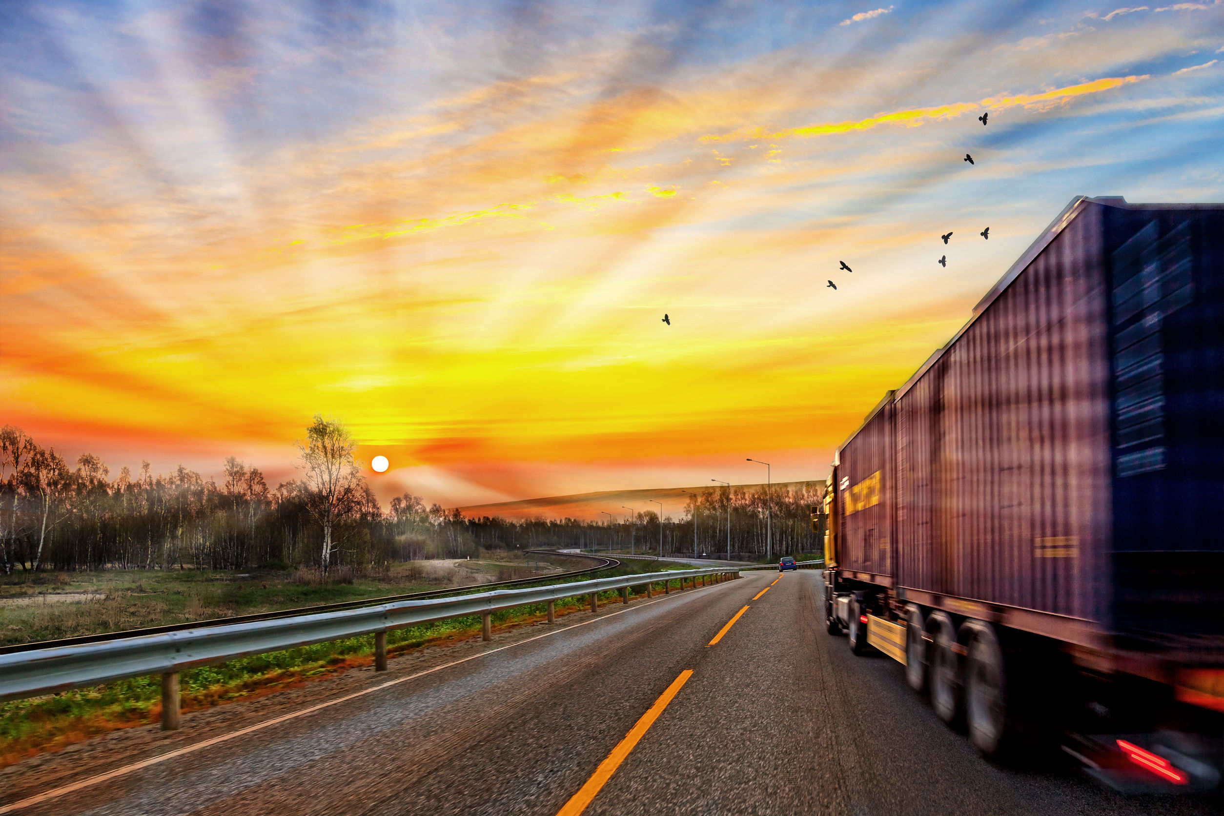 Compliance operation targeting trucking companies
