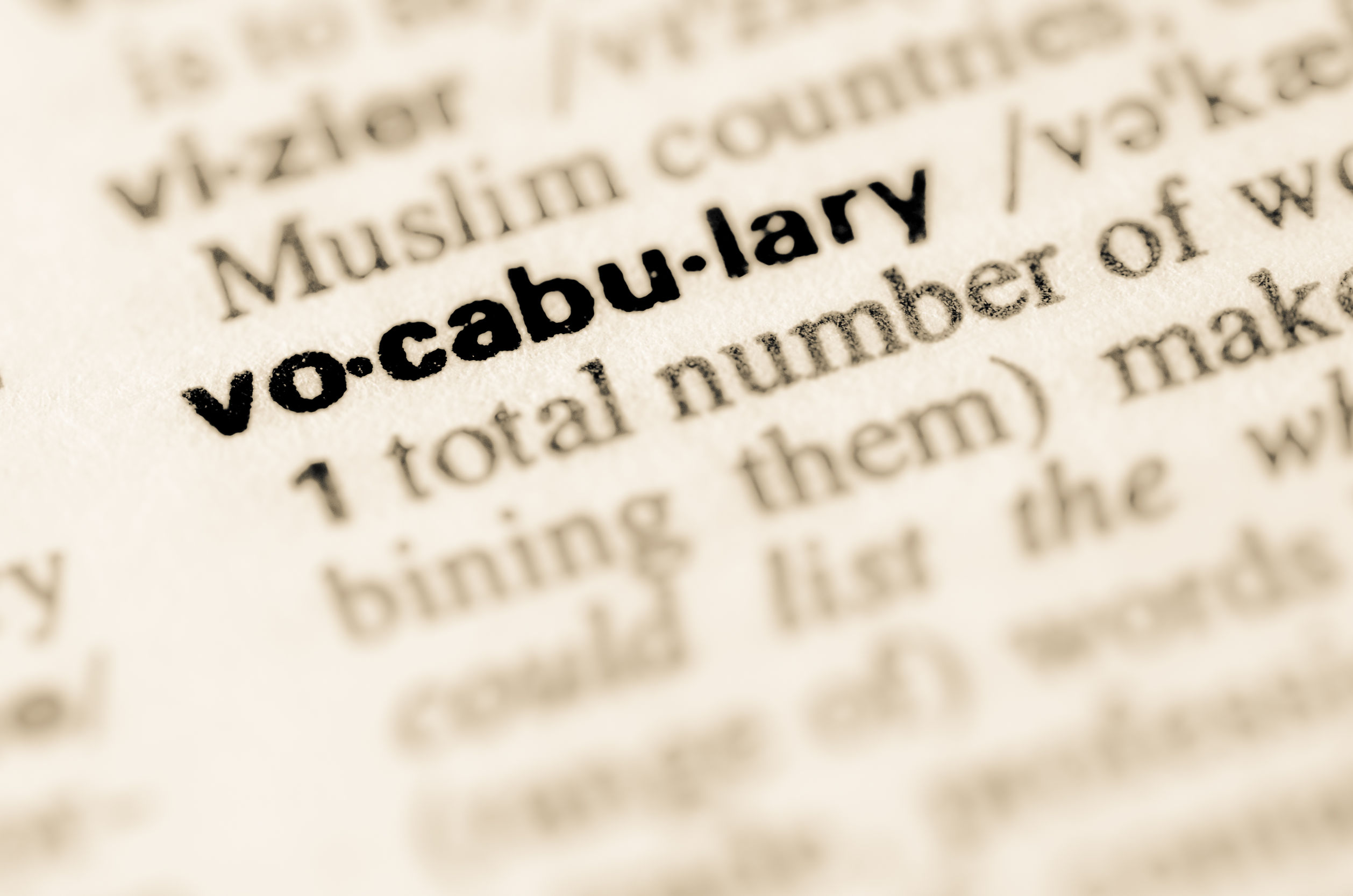 Have you ever heard of Macquarie Dictionary's Word of the Year?