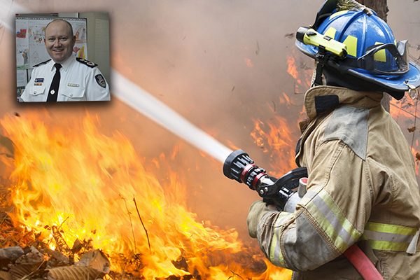 Article image for Extreme fire risk ahead as Sydney swelters yet again