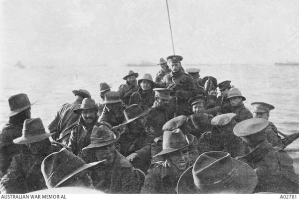 Article image for Only 164 Australians sign up to attend ANZAC Day service at Gallipoli