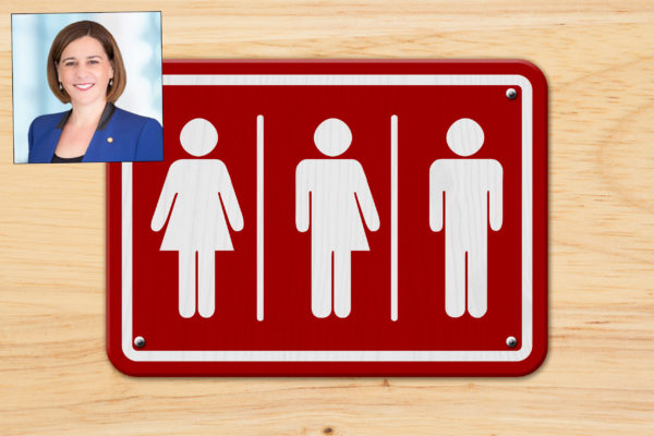 Article image for Queensland Government removes gender from driver licences   'It's political correctness gone mad'