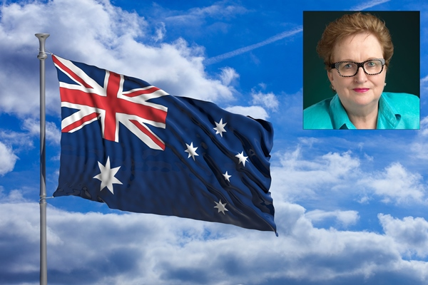 Amanda Vanstone hits back at 'change the date' movement