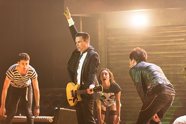 Aussie rock legend Phil Jamieson heads Green Day musical 'American Idiot'