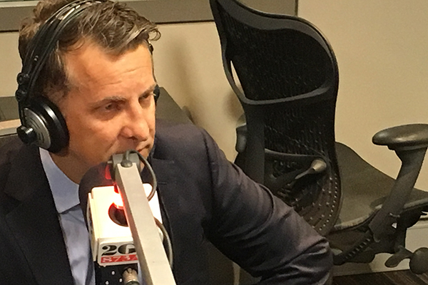Article image for Andrew Constance stripped of senior role