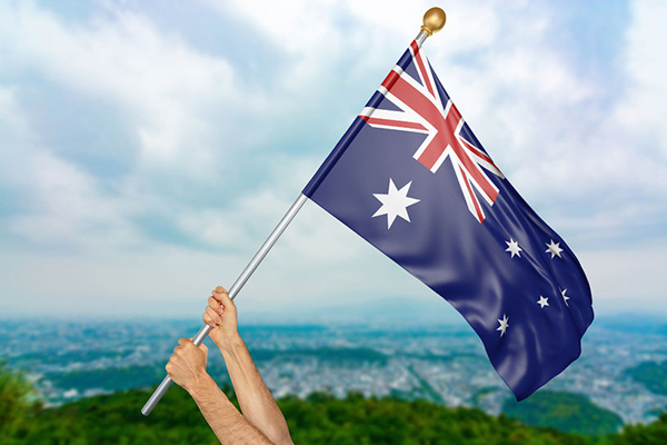 The history of Australia Day