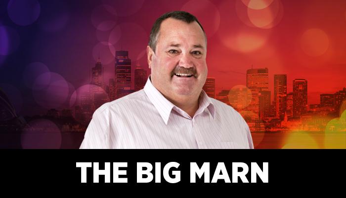 The Big Marn – Tuesday January 23rd