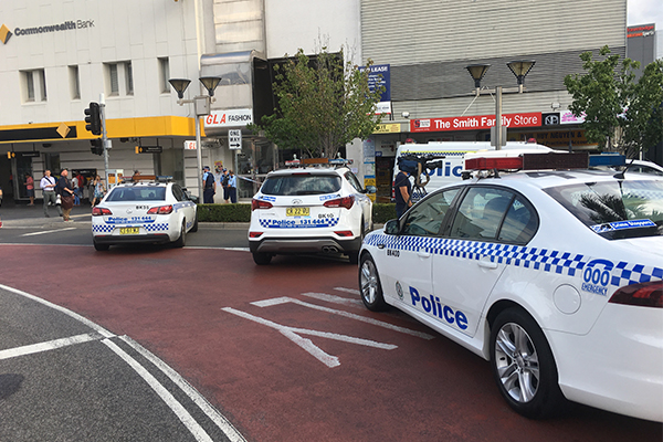 Article image for Man shot to death in broad daylight at Sydney cafe