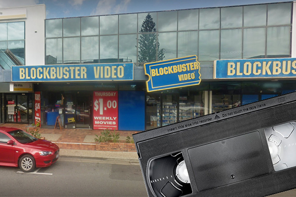 Article image for Australia's oldest video store is shutting up shop