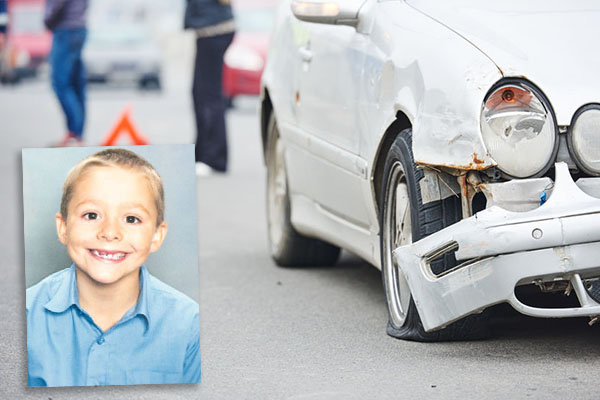 Article image for Father of boy killed by drug driver pleads for tougher laws