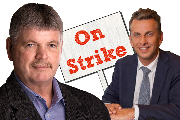 Article image for Rail Union: 'There will be a strike on Monday'