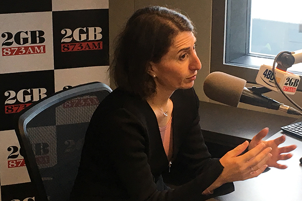 Premier Gladys Berejiklian grilled after tough month