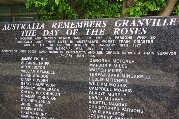 First responder gives recount of harrowing Granville train disaster ahead anniversary