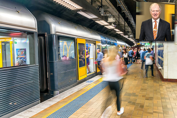 Article image for Update | Sydney Trains says 'the rest of the week looks a little better'