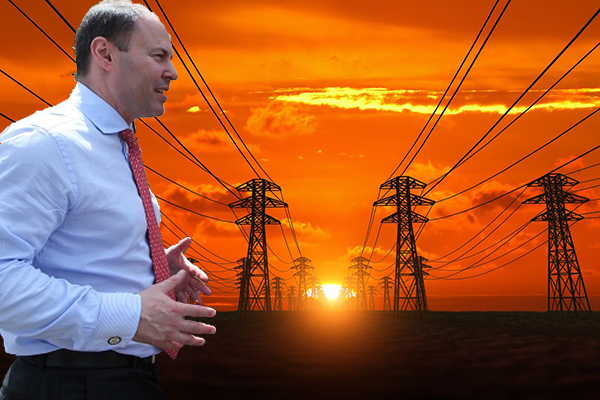 We've 'turned the corner' on power prices but there's more to do, Energy Minister says