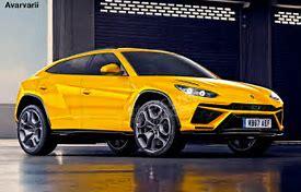 Lamborghini Urus -1