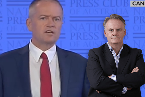 Latham on ICAC: 'Shorten is doing this from a position of weakness'