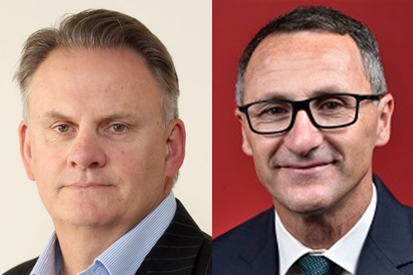 Mark Latham slams the Greens over 'change the date' debate
