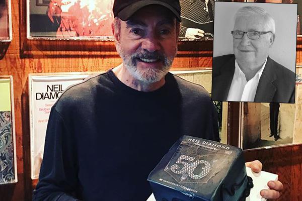 The man who introduced Neil Diamond to Australia