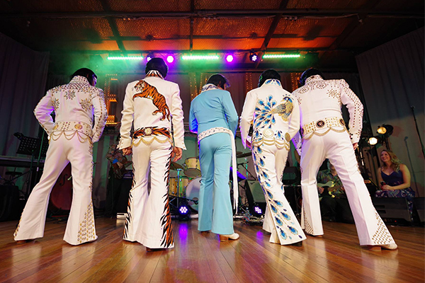 Parkes Elvis Festival: A tribute to the king