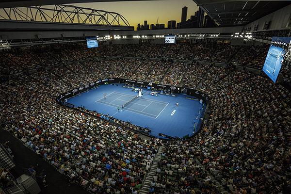 Australian Open returns bigger than ever