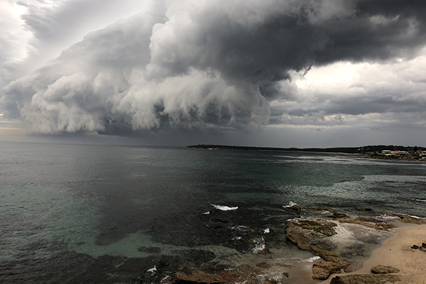 More super cell storms to hit Sydney