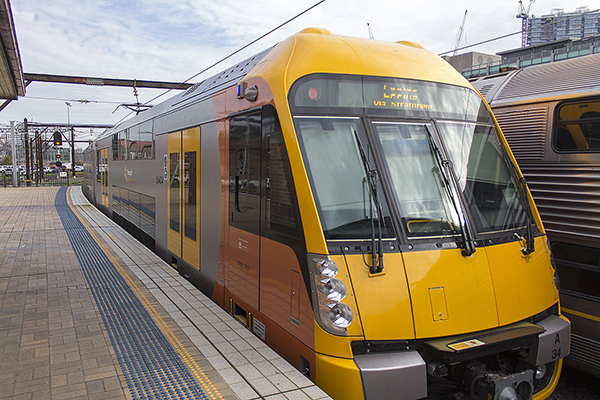 Sydney trains set for massive shakeup from Monday