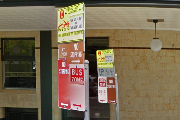 Sydney parking signs are leaving drivers dazed and confused