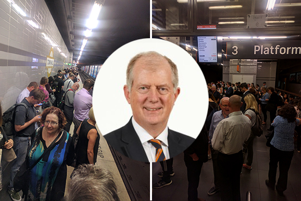 Sydney Trains CEO grilled over timetable debacle