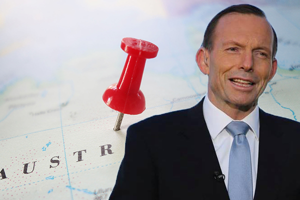 Tony Abbott defends Australia Day: 'Why are these people so embarrassed about our country?'