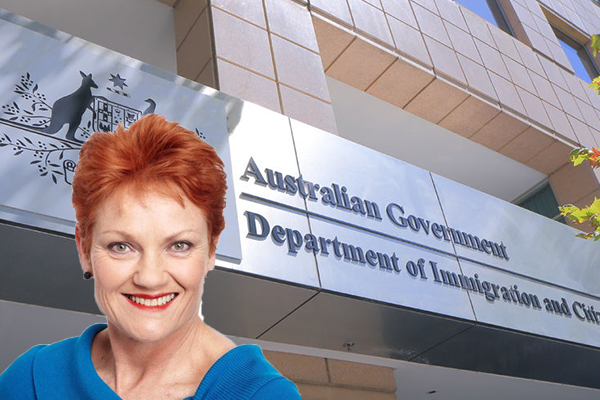 Article image for Pauline Hanson: 'Our streets are going to be war zones'