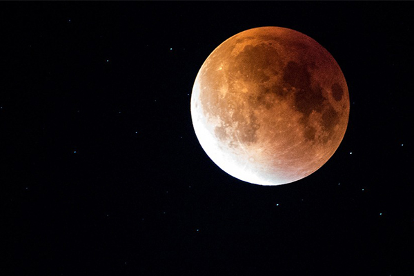 Article image for Rare 'super blue blood moon' to grace Australian skies