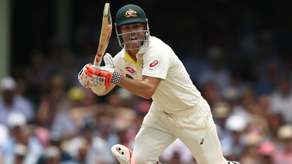 Article image for Australia build against England